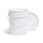 Open-Head Poly Pail