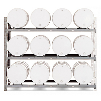 Drum Pallet Rack Add-On