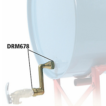 PIG™ Drain-It-All® Drum Siphon