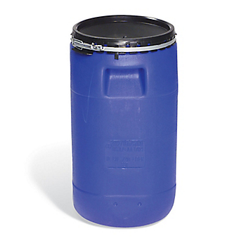 Cube-Shaped UN Rated Poly Drum