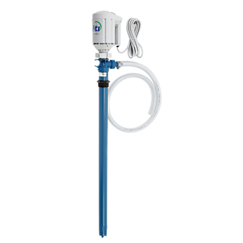 FTI .5 HP Electric Drum Pump System with PFP Pick-Up Tube