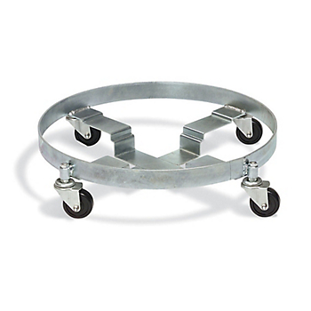 Vestil® Steel Heavy-Duty Multi-Level Quad Dolly