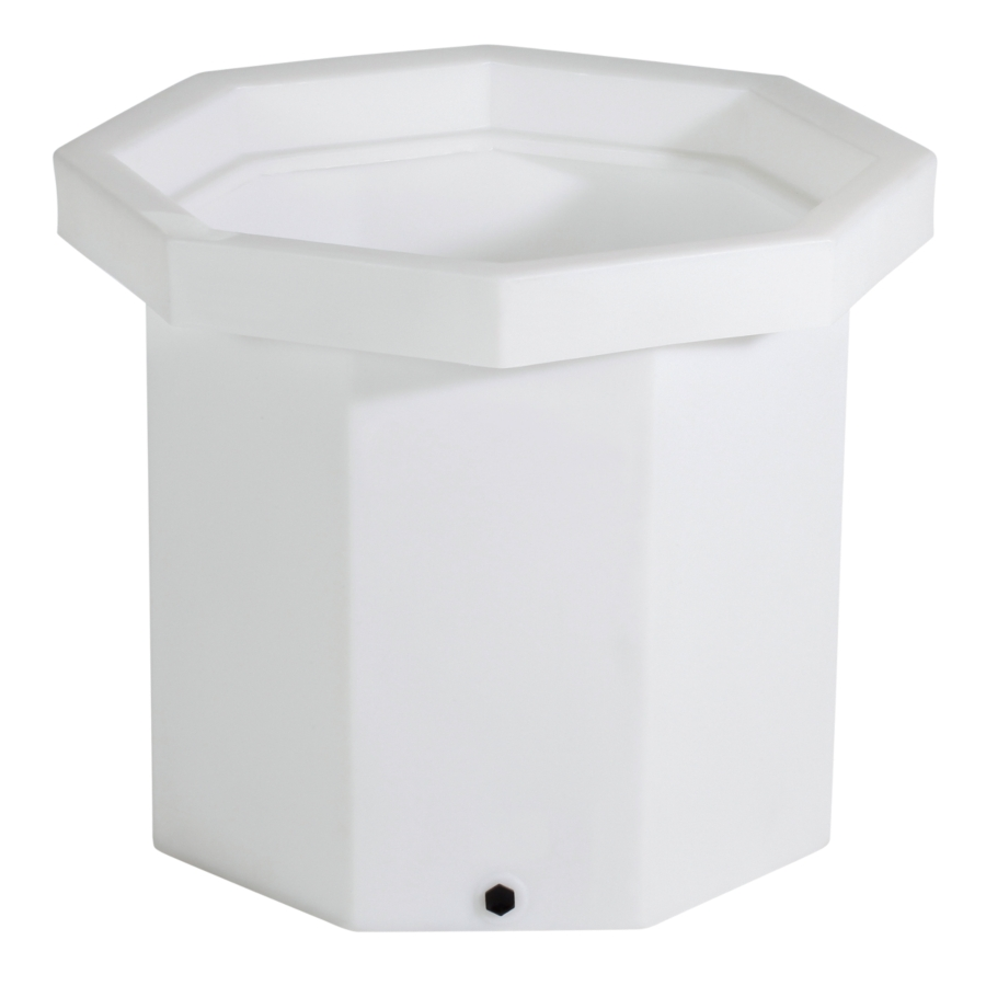 PIG Single Drum Container with Drain Plug DRM878 at New Pig