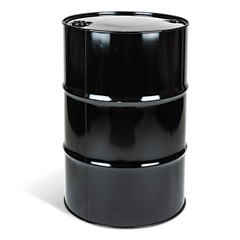 55-Gallon Tight-Head UN Rated Steel Drum
