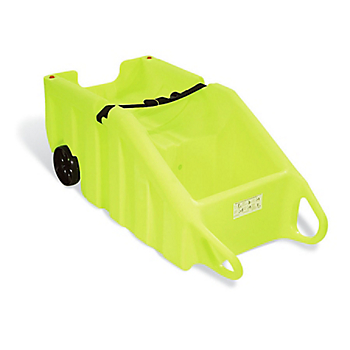PIG® High-Visibility Dispensing Drum Dolly