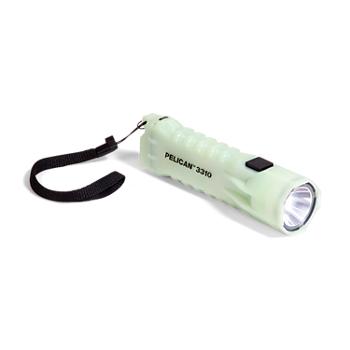 Glow-In-The-Dark Flashlight