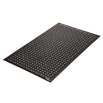 Comfort Flow Anti-Fatigue Mat with Antimicrobial Agent 2' x 3'