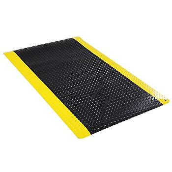 Industrial Deck-Plate Anti-Fatigue Mat 3' x 5'