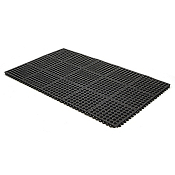 Niru® Cushion-Ease® GSII™ Modular Anti-Fatigue Mat with Holes