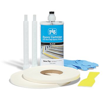 PIG® Non-Slip Epoxy Tread Kit