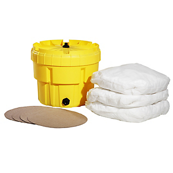 PIG® Outdoor Oily Water Filter Bucket