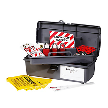 Portable Lockout Identification Kit