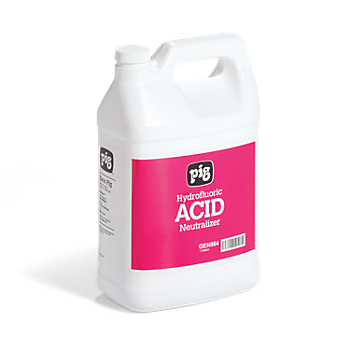 PIG® Hydrofluoric Acid Neutralizer