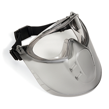 Capstone® Goggle with Face Shield
