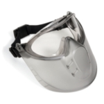 Capstone® Goggle with Faceshield