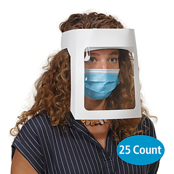 Disposable Face Shield - Box of 25