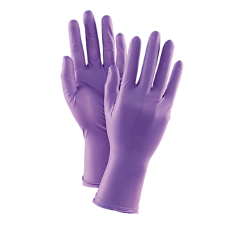 Kimberly-Clark® PURPLE NITRILE® Disposable Nitrile Gloves