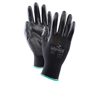 Radians® Touchscreen Poly Coated Gloves