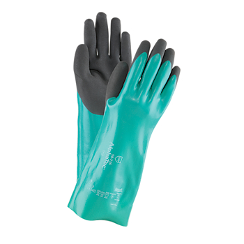 Ansell AlphaTec® 58-735 Nitrile Gloves