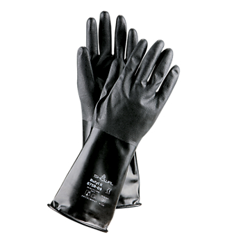 SHOWA 875R Butyl Gloves