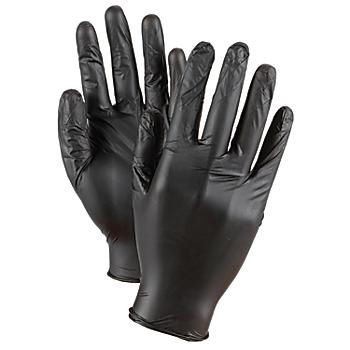 Nitrile Vinyl Disposable Gloves