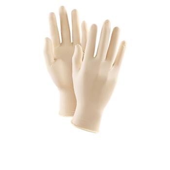 Microflex Diamond Grip™ Disposable Latex Gloves