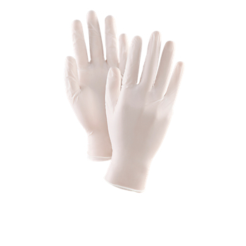 SHOWA RealFeel™ Disposable Vinyl Gloves