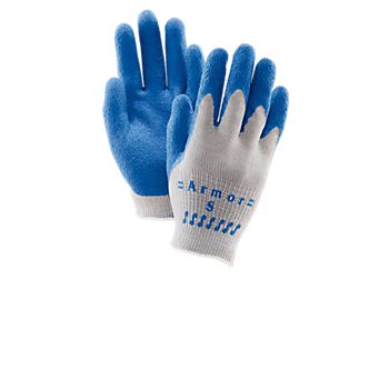 Armor Latex Coated Gloves