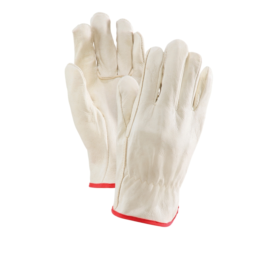 Goat leather work gloves - Glv410pip Pigskin Leather Gloves