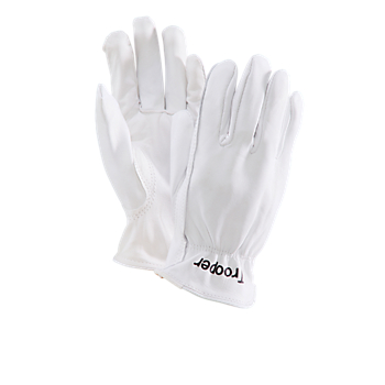 Trooper Goatskin Leather Drivers Gloves