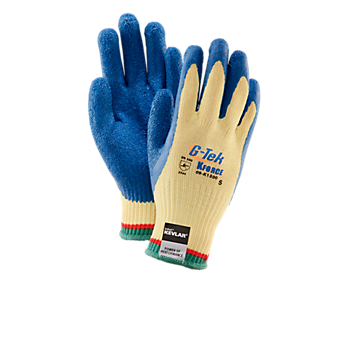 PIP G-Tek® KEV™ Kevlar® Latex Coated String Knit Gloves