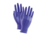 Cobalt Blue Disposable Nitrile Gloves