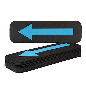 PIG® Directional Arrow Floor Sign & Marker - Box of 50