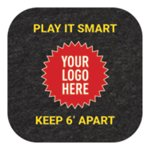 PIG® Custom Floor Signs & Mats for Social Distancing