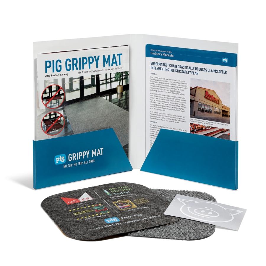 Free Grippy Sample Kit
