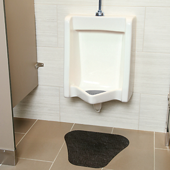 PIG® Urinal Mat with Adhesive Backing
