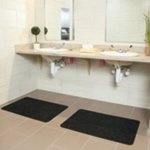 PIG® Sink & Dryer Mat with Adhesive Backing