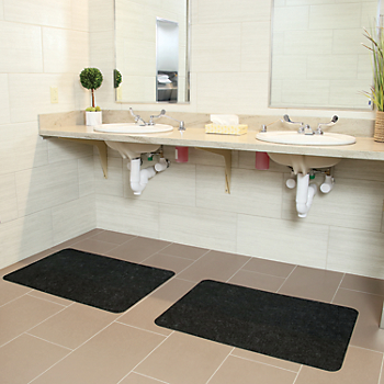 PIG® Sink & Dryer Mat with Grippy® Backing