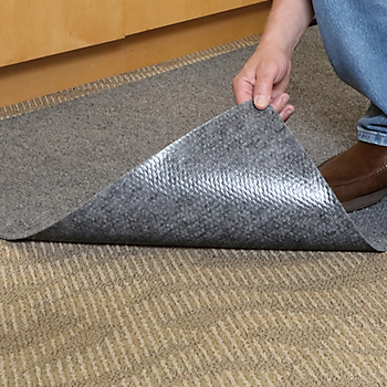 PIG® Carpet Protection Berber Runner with Adhesive Backing