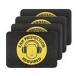 PIG® Ear Protection Required Safety Message Mat