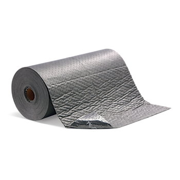PIG® Surgical Absorbent Mat Roll with Adhesive Backing