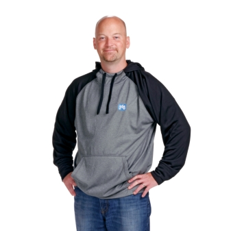 Hooded Field Sweatshirt