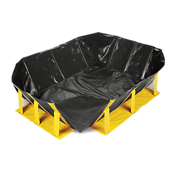 PIG® Collapse-A-Tainer® IBC Containment Berm