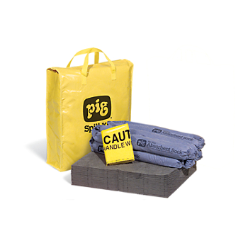 PIG® Spill Kit in High-Visibility Bag