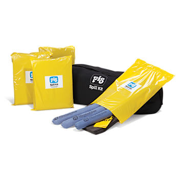 PIG® Economy Spill Kits in Duffel Bag