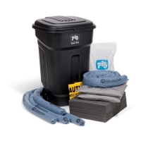 PIG® Spill Kit in Small Mobile Container