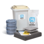 PIG® Spill Kit in See-Thru Container