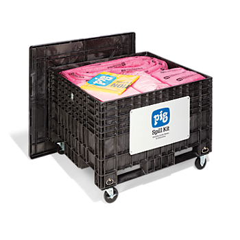 PIG® HazMat Spill Kit in Extra-Large Response Chest