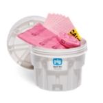 PIG® HazMat Spill Kit in 20-Gallon Overpack Salvage Drum