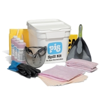 PIG® Base Neutralizing Spill Kit in Bucket